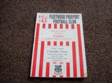 Fleetwood Freeport v Cheadle Town, 1997/98